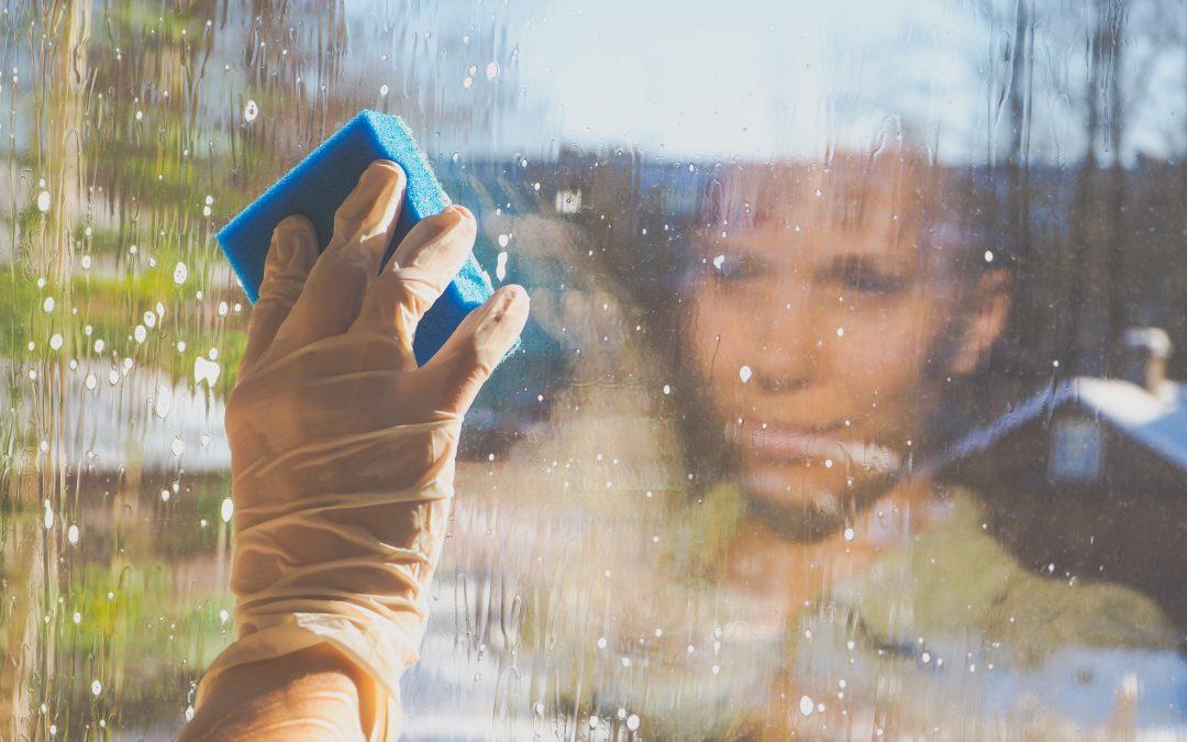 Mujeres migrantes trabajadoras del hogar