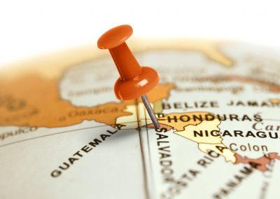 Migración forzada del Triángulo Norte