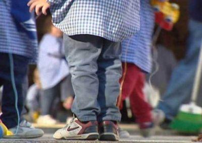 Cartografía de la pobresa infantil