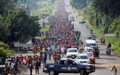 América Central llama a la puerta