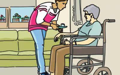 Charla sobre enfermedades laborales en el servicio doméstico
